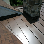 Metal Roofing with Asphalt Shingle