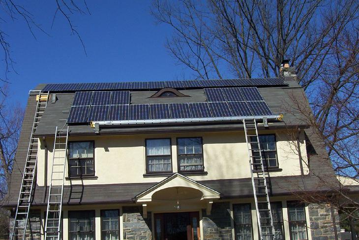 Solar Panels 5 O Donnell Roofing